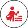 Komplexné dodávky materiálu pre stavbu