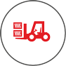 Doprava tovaru na miesto stavby